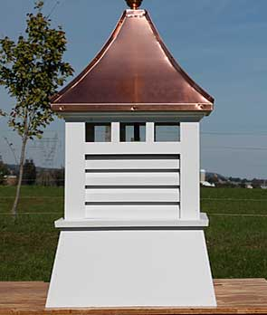 shed cupolas